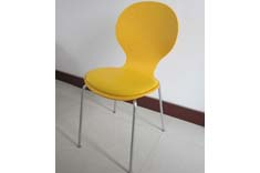 SOFT CUSHION BENTWOOD DINING CHAIR
